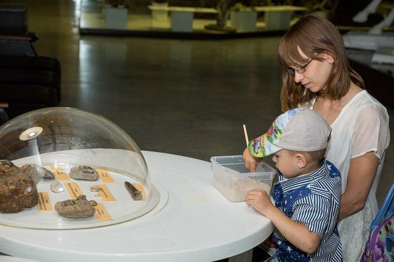 «День древних обитателей Земли» вДарвиновском музее 2020