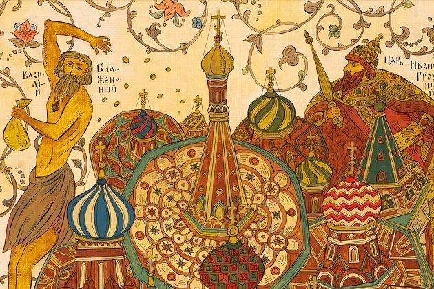 Выставка «Московские картинки»