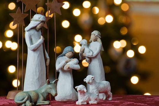 Рождество впарках Москвы 2017