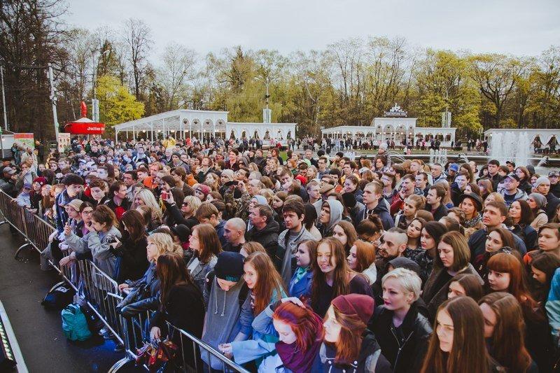 Фестиваль «Первомай Sound» 2016