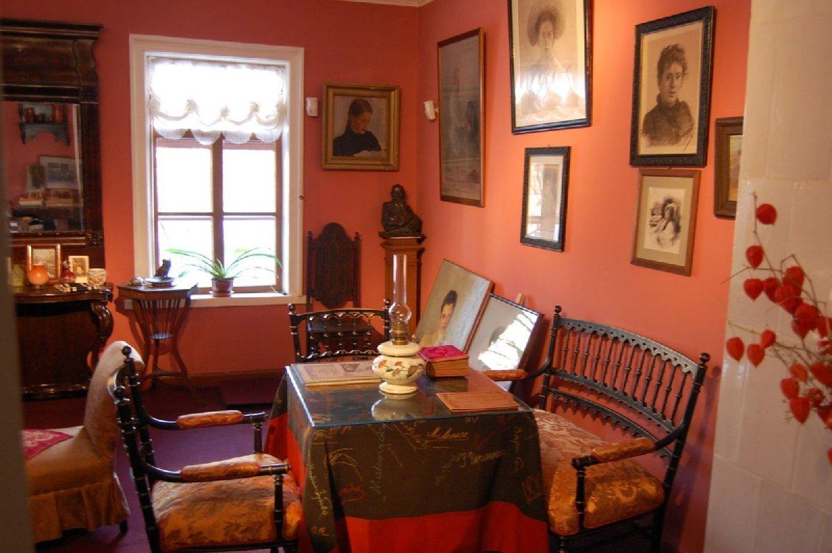 Музей-усадьба Льва Толстого вХамовниках