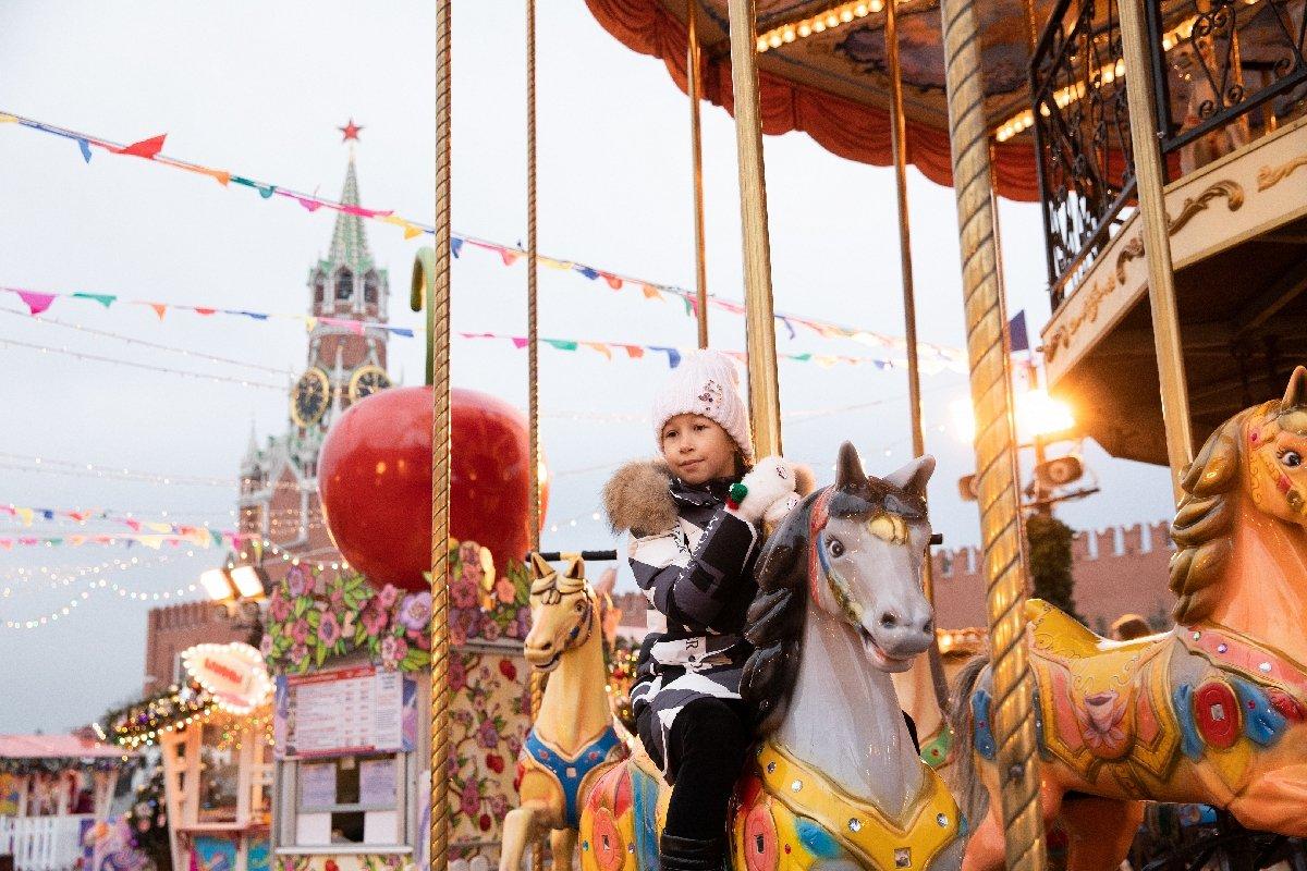 ГУМ-Ярмарка наКрасной площади 2019/2020