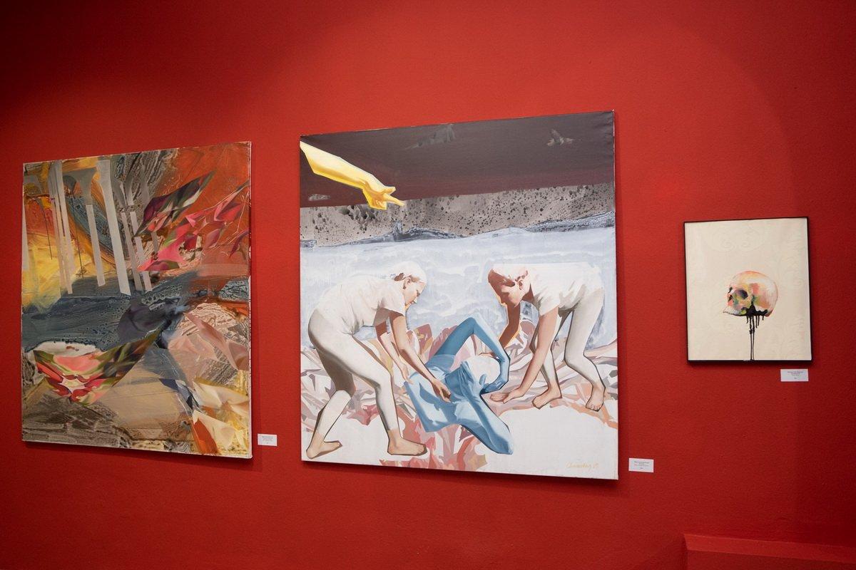 Выставка «Цифра иРоза / LaFigure etla Rose»