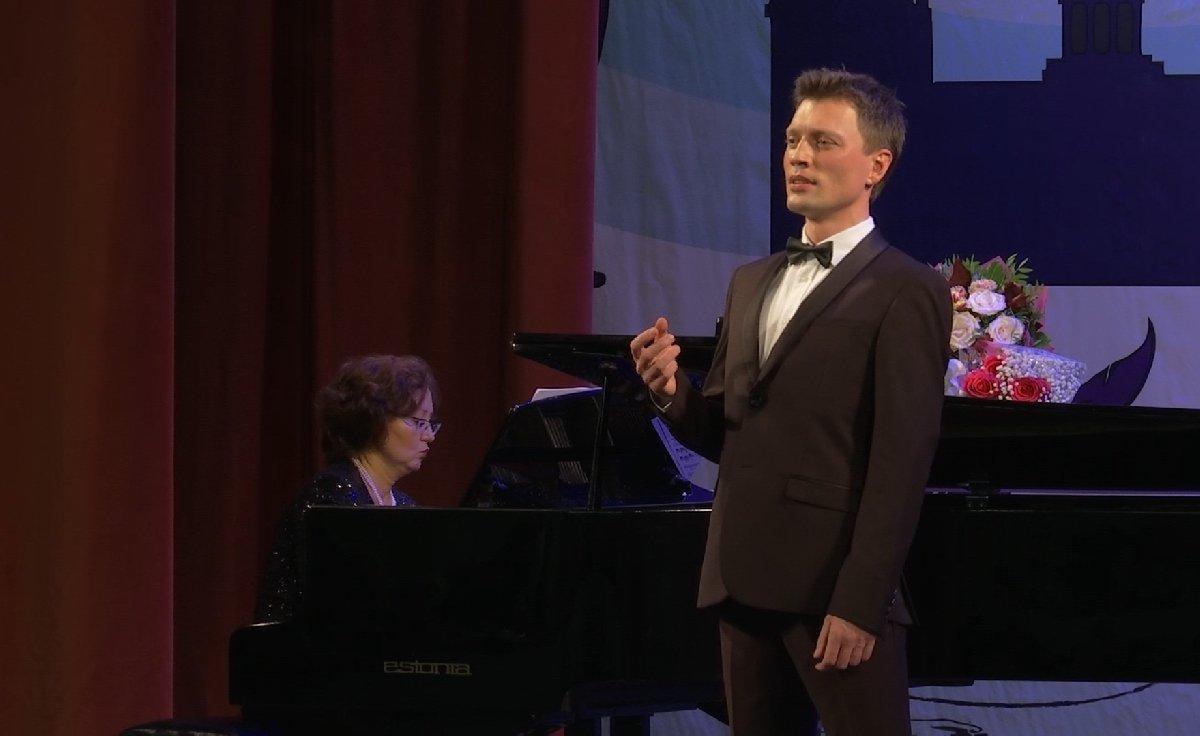 Концерт «Для милых дам!» в«Аптекарском огороде» 2017
