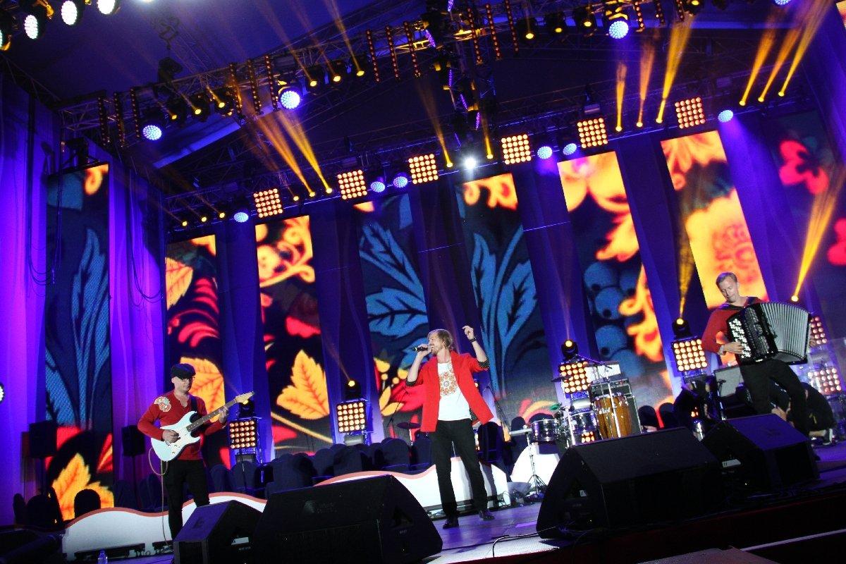 Фестиваль «Русское Поле» 2020