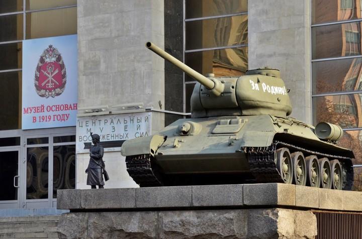 День Победы вМузее Вооруженных сил 2021