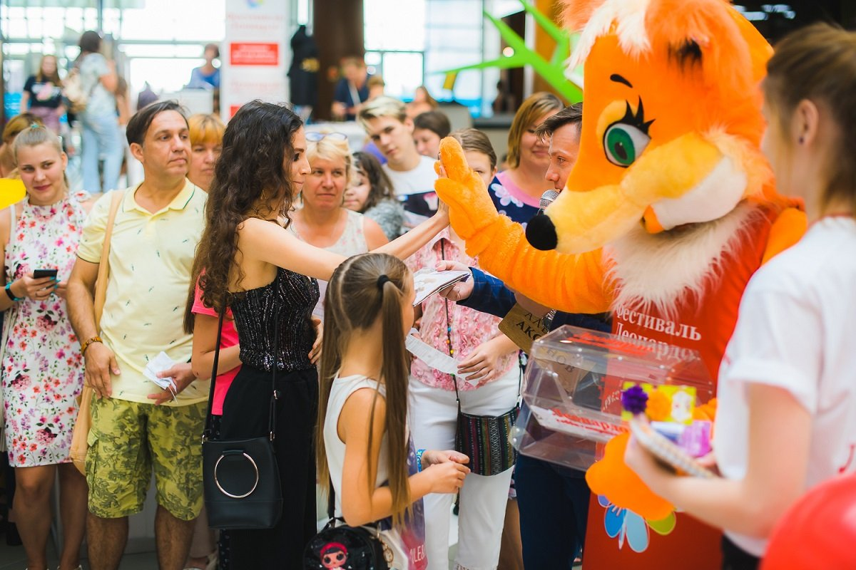 Юбилейный Фестиваль Леонардо 2019