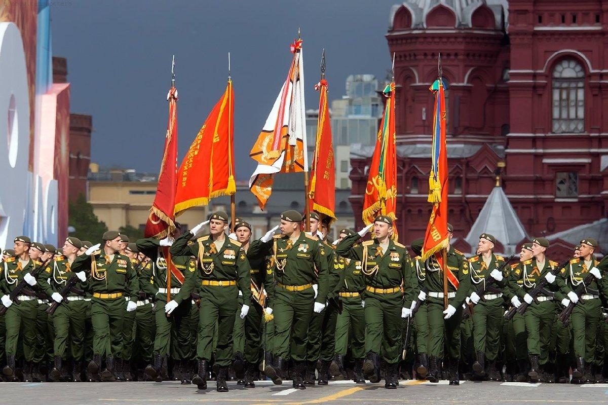 Парад Победы 2020 вМоскве