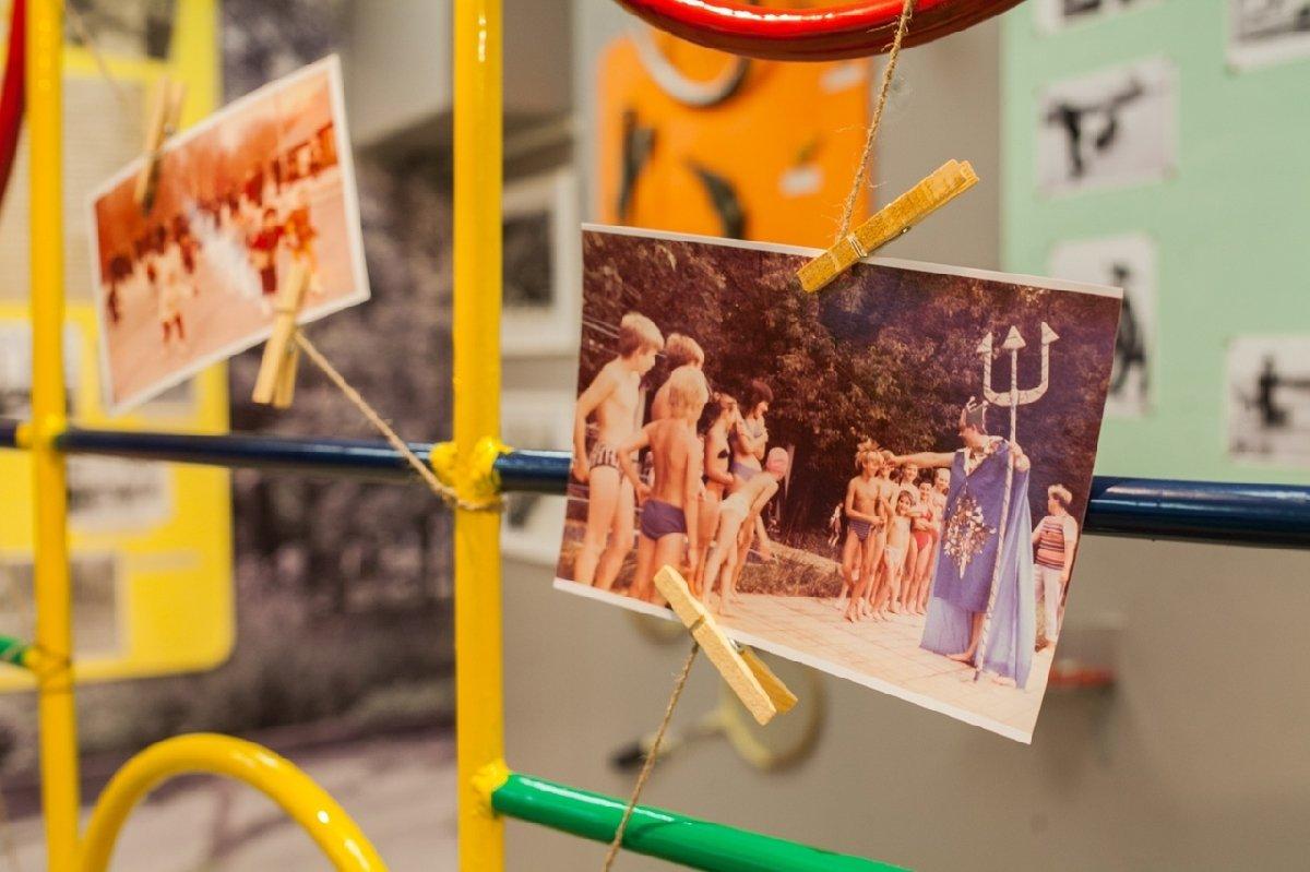 Выставка «Парк— детям! Досуг всоветскую эпоху»