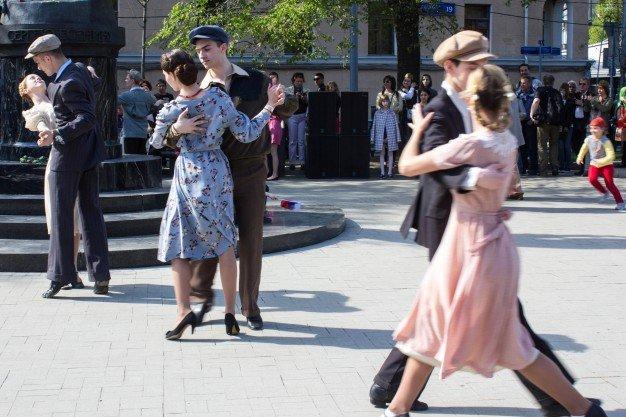 День Весны иТруда вВоронцовском парке 2016