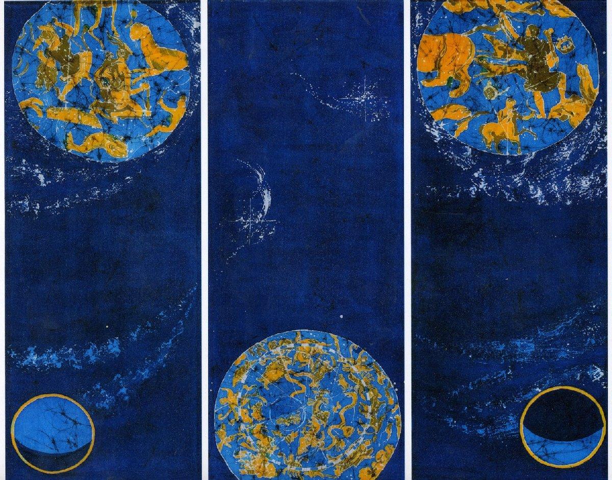 Выставка «Мечты окосмосе»