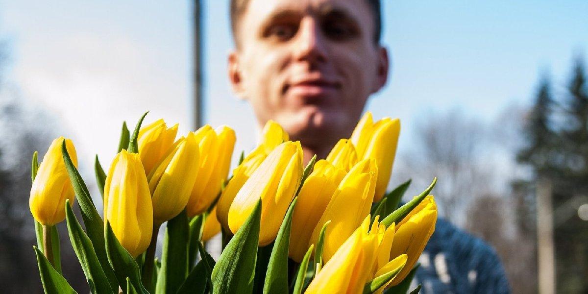 8 Марта впарках Москвы 2020