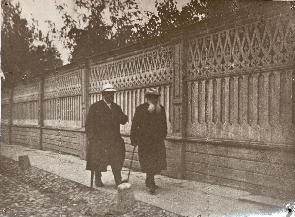 Выставка «Москва Льва Толстого»
