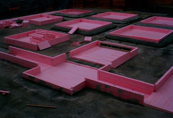Выставка «Идеальные пространства Юлиана Фаульхабера»