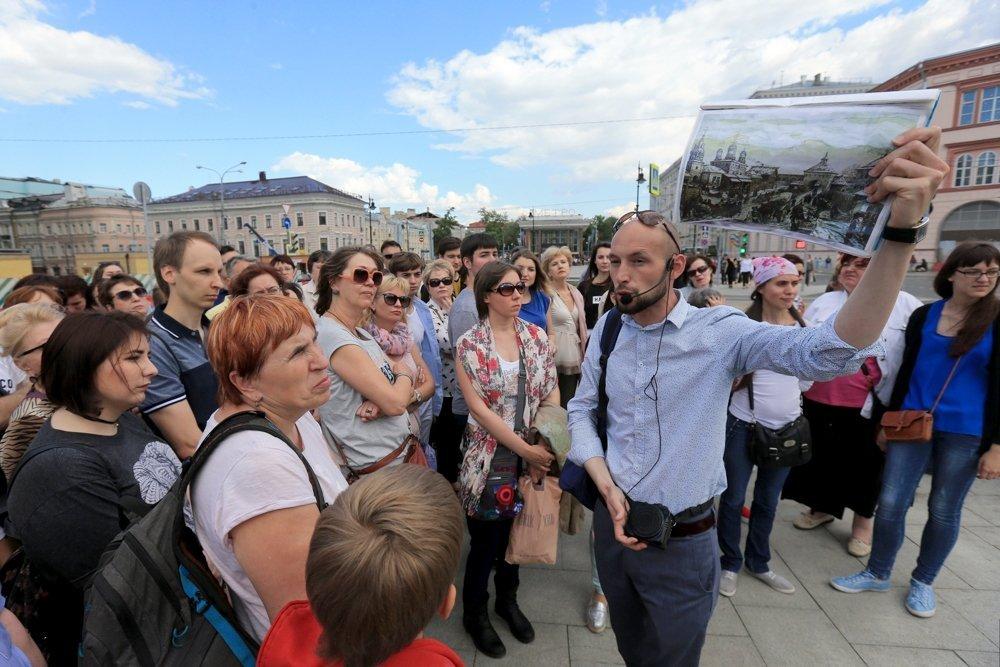 Бесплатные экскурсии нафестивале «День народного единства» 2019