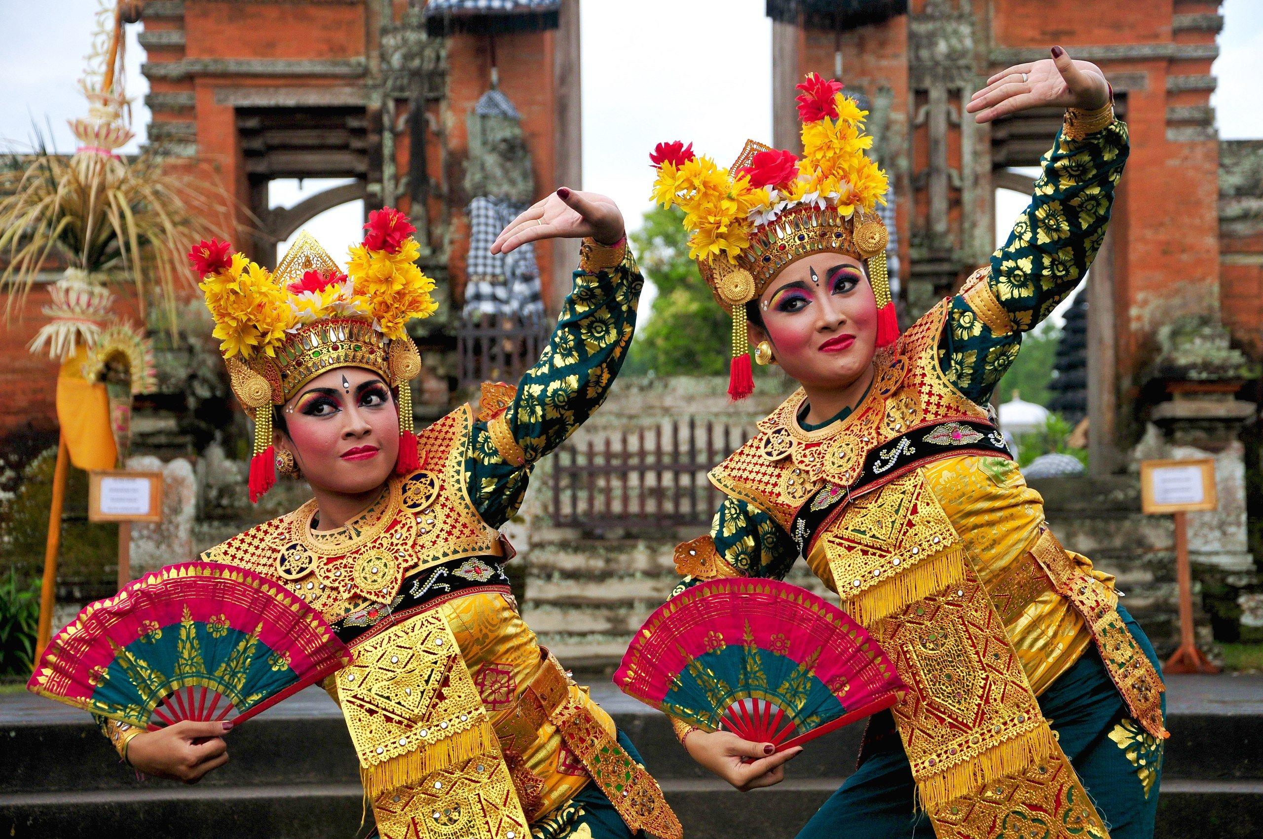 Фестиваль Индонезии всаду «Эрмитаж» 2016