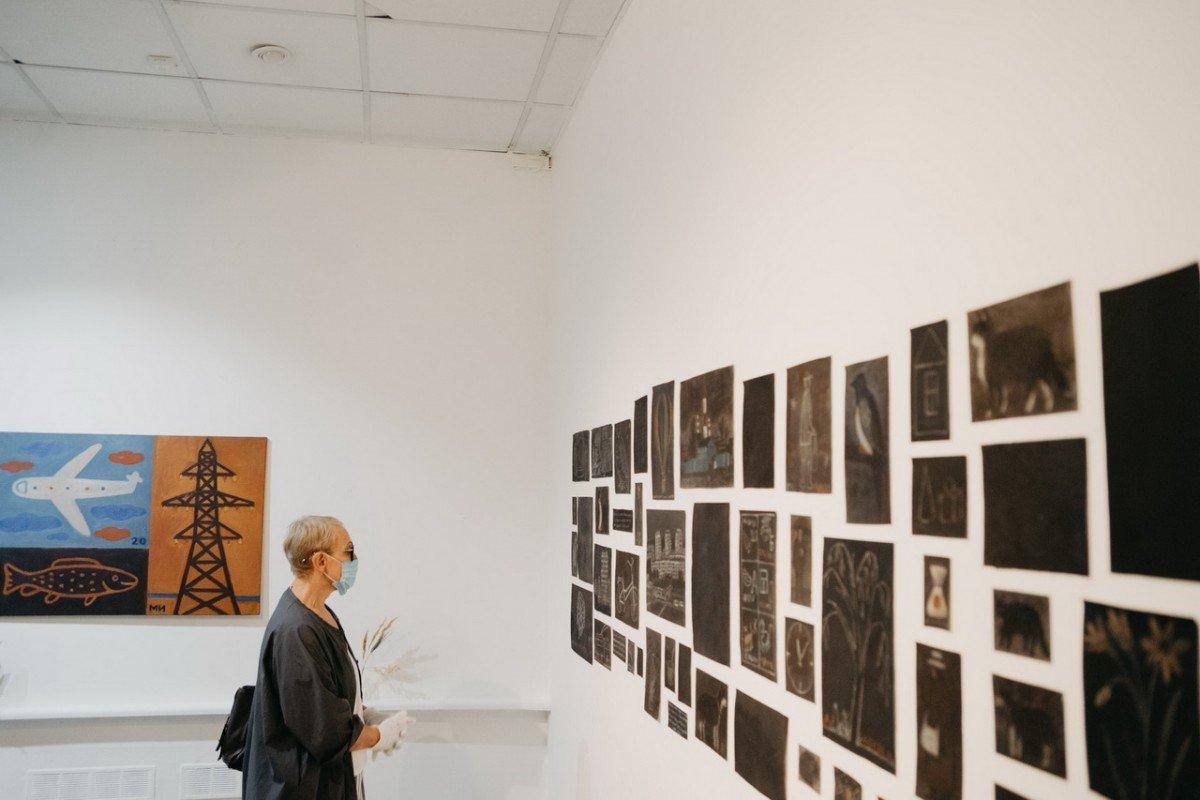 Выставка «Большое/малое»