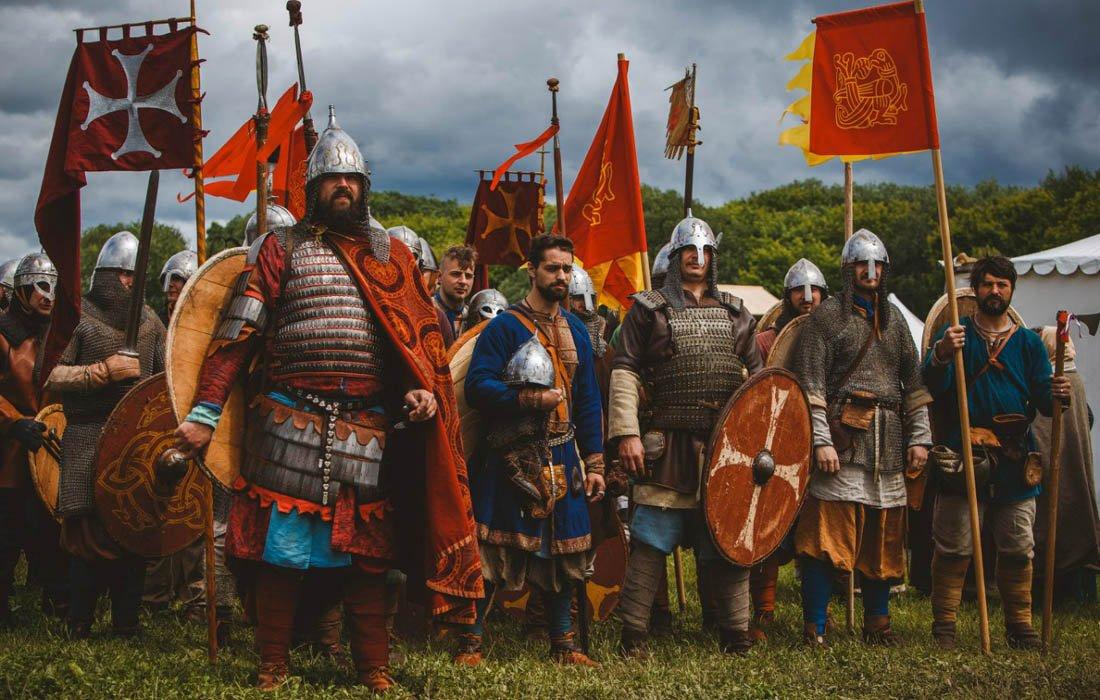 Фестиваль исторической реконструкции «День истории» 2017