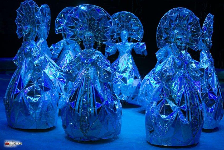 Всемирный фестиваль циркового искусства «ИДОЛ-2015»