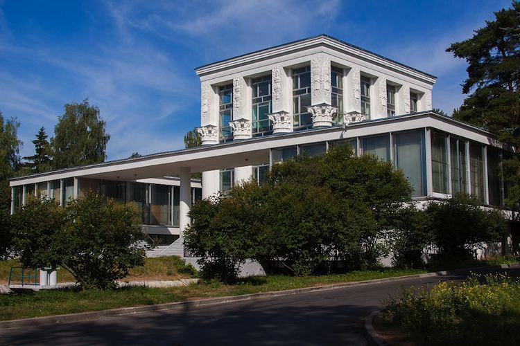 Музей кино наВДНХ