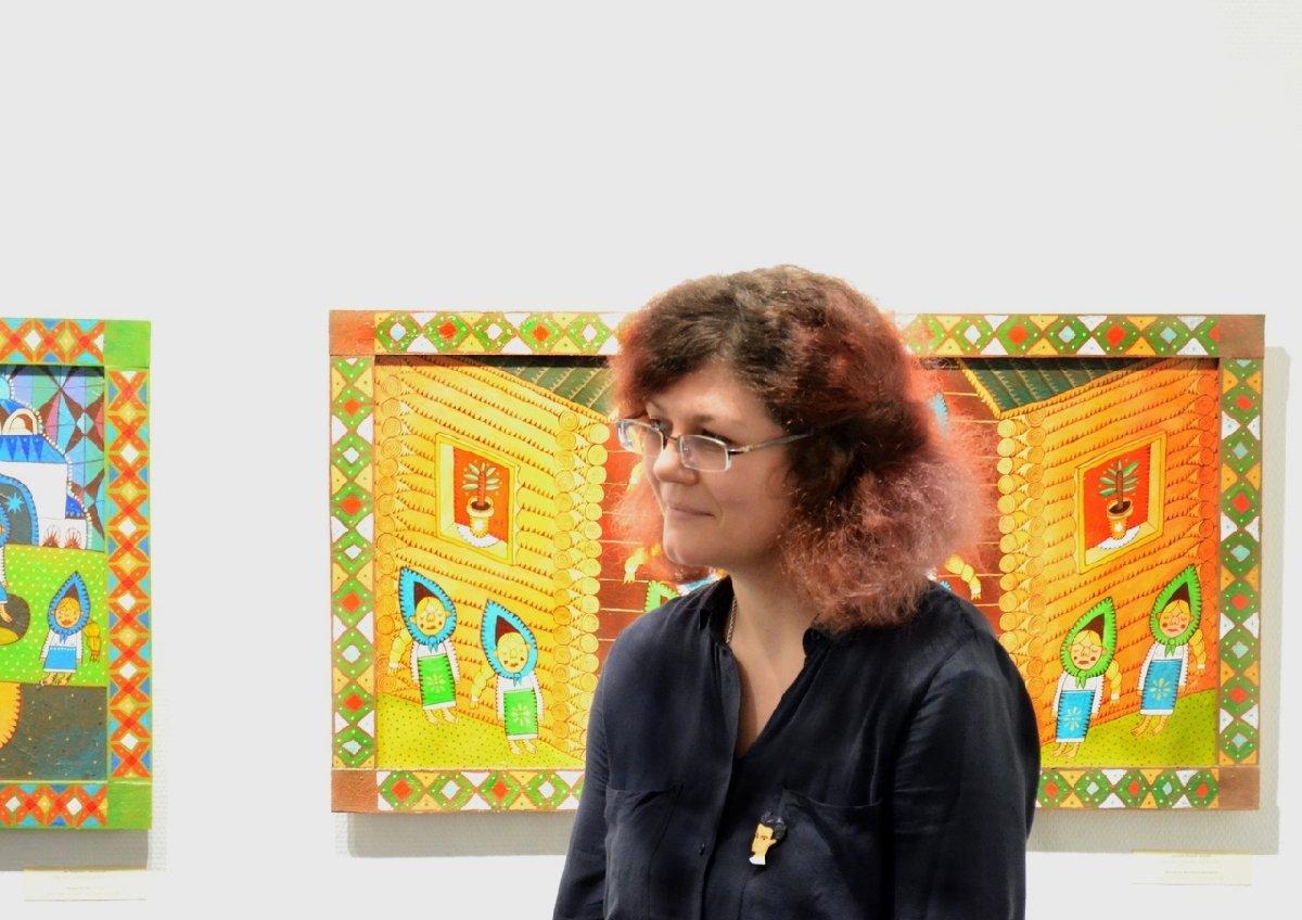 Выставка «Бабы. Барышни. Девчата»