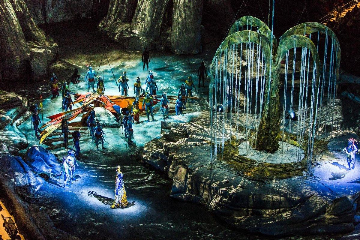 Cirque duSoleil «TORUK» 2019