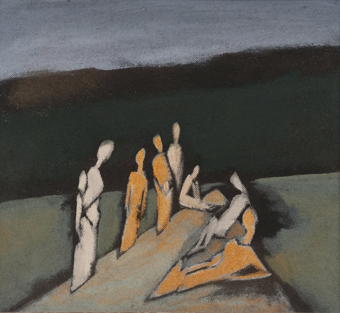 Выставка «Борис Кочейшвили. Яи ОНИ»