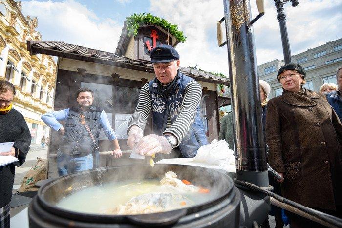 Фестиваль «Рыбная неделя» 2016