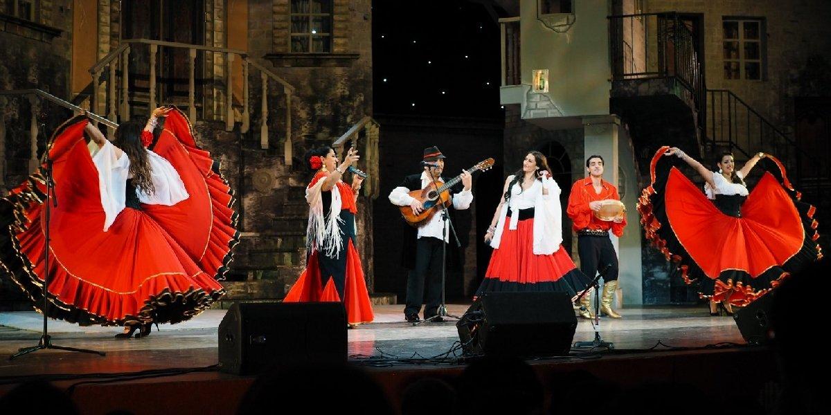Фестиваль «Цыгане под небом России» 2019