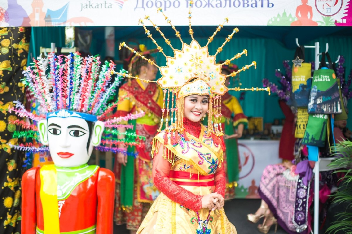 Фестиваль Индонезии 2018