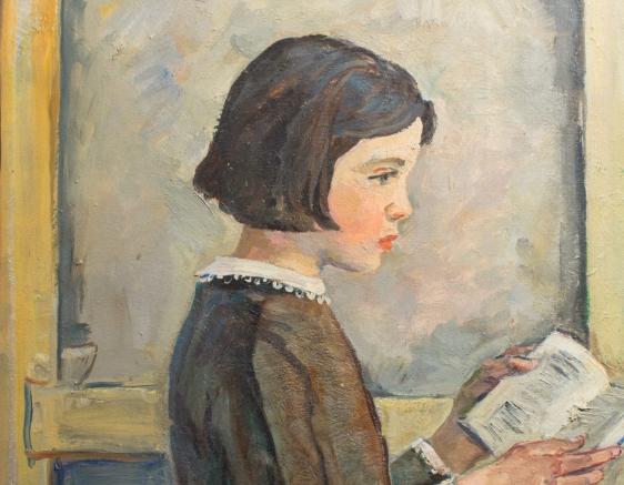 Выставка художников-ветеранов Великой Отечественной войны