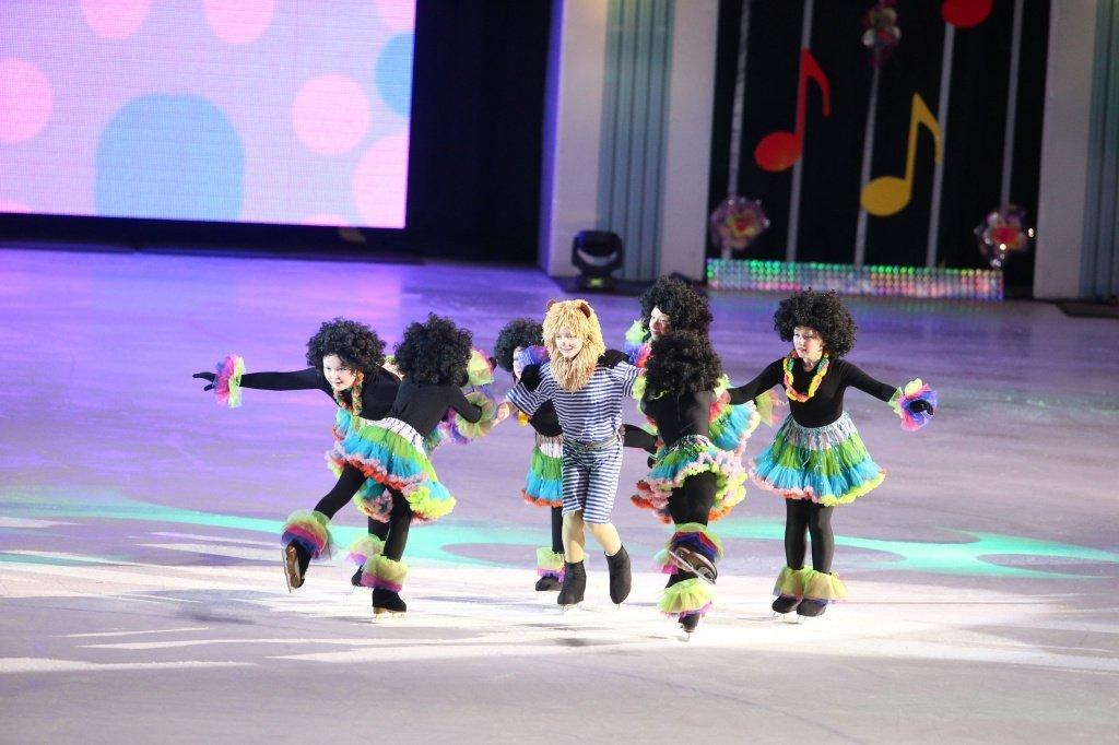 Международный детский фестиваль танцев нальду 2018