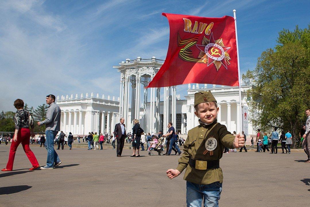 День Победы наВДНХ ив парке «Останкино» 2019