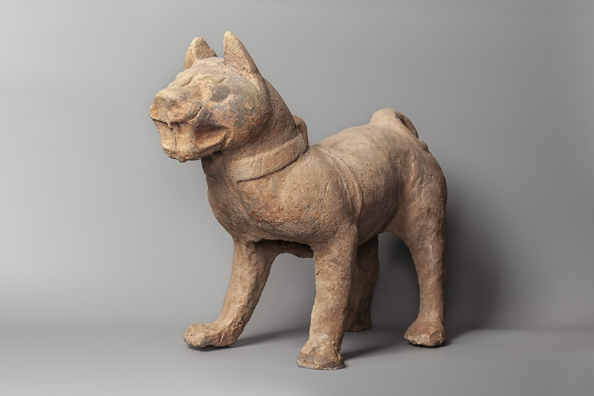 Выставка «Стражи времени. Керамическая скульптура Древнего Китая»