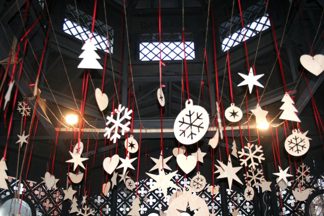 Новогодние праздники иРождество всаду «Эрмитаж»
