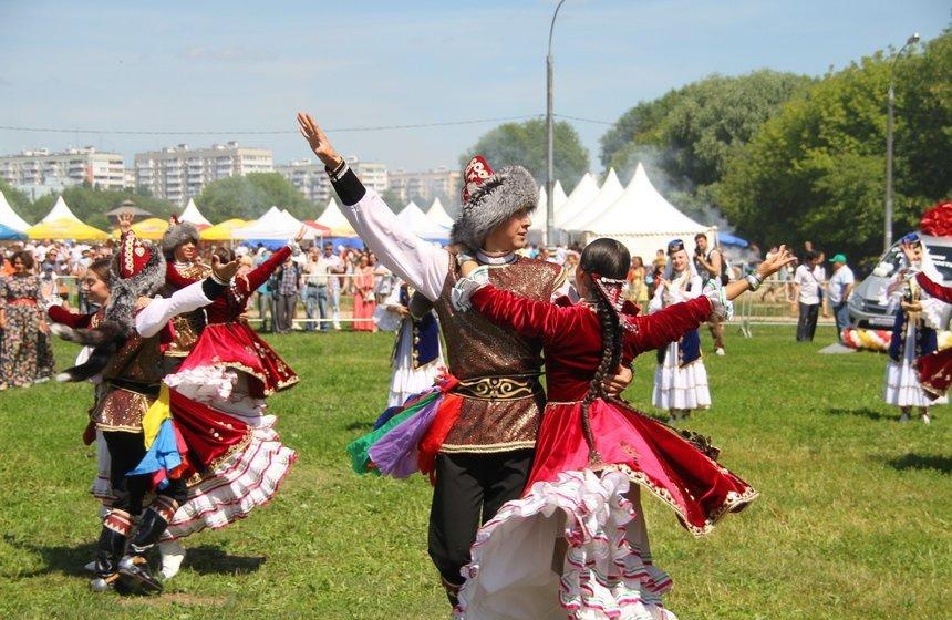 Фестиваль «Сабантуй»2019