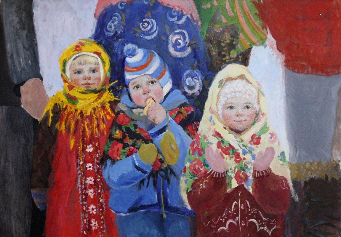 Выставка «Мир художников ЗНУИ. Годы творчества– 85»