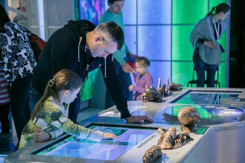 Акция «Ночь музеев» вДарвиновском музее 2020