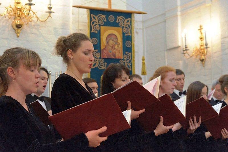 Фестиваль православной духовной музыки «Русь Певчая» 2017