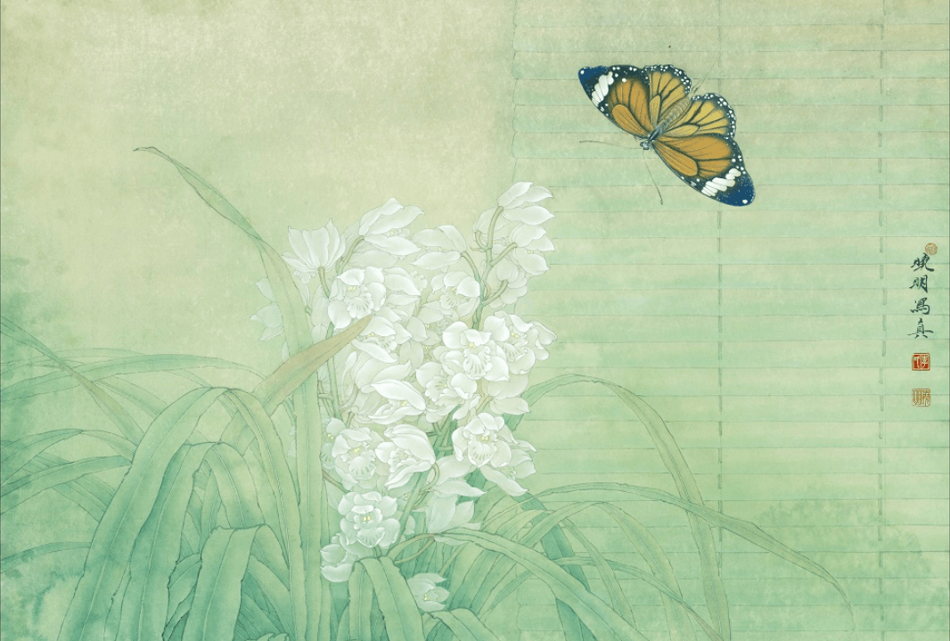 Фестиваль китайской живописи Гунби 2019
