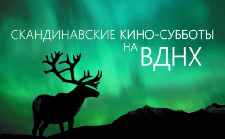 Серия кинопоказов соткрытыми уроками «Скандинавские кино-субботы» 2018