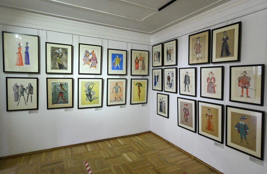Выставка «Театр художника Серебровского»