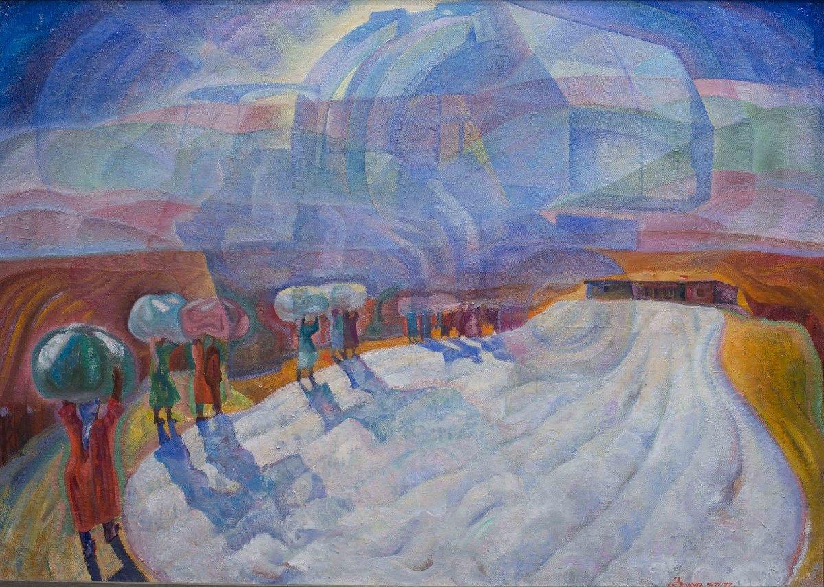 Выставка «Долина ветров»