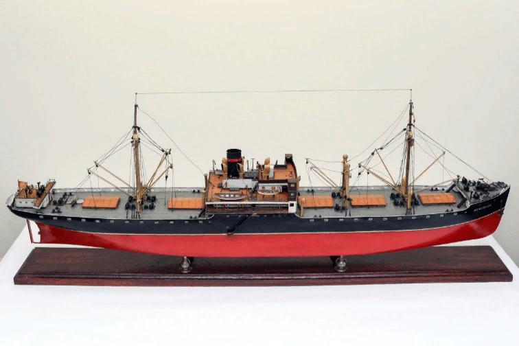 Выставка «Корабли истории»