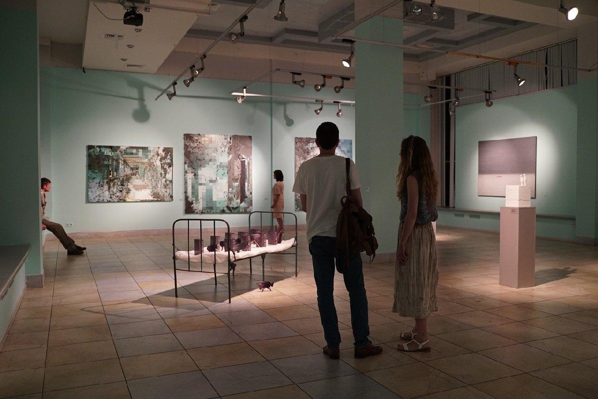 Выставка «Лица ландшафта»