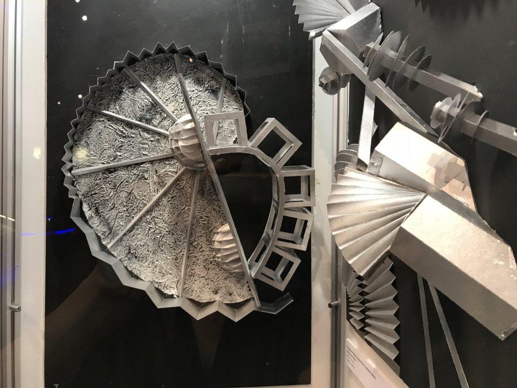 Выставка «Космический корабль будущего»