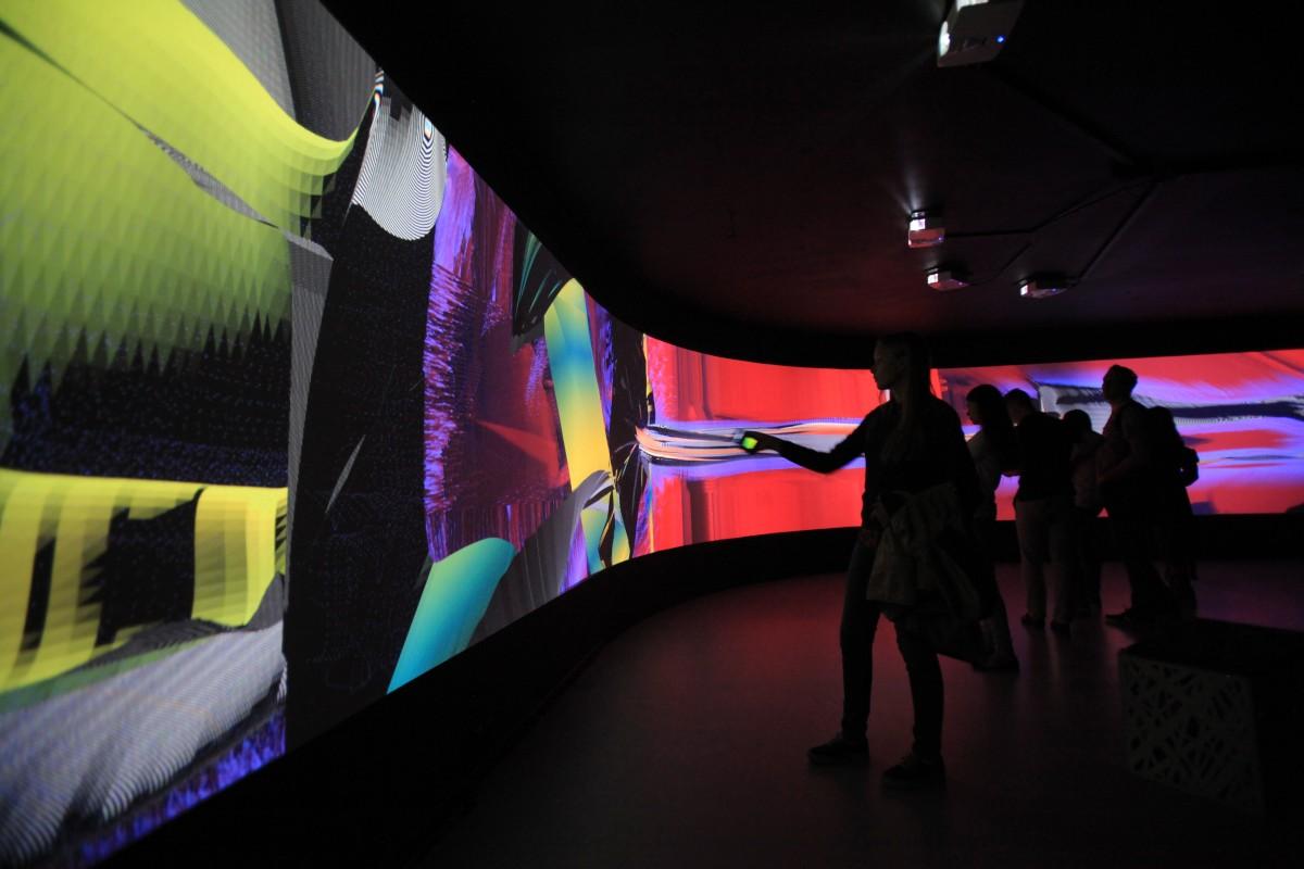 Выставка «Игровое сопряжение / Game junction»