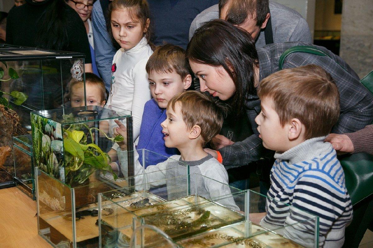 Всемирный день воды вДарвиновском музее 2020