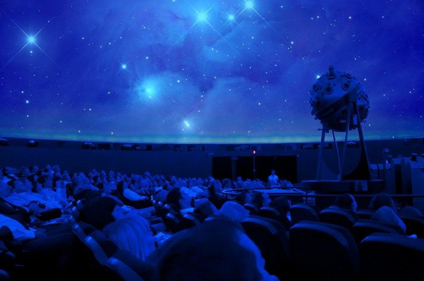 Дни полнокупольного кино вПланетарии 2020