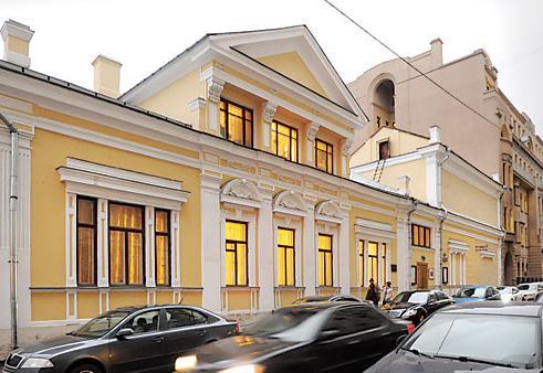 Дом И.С. Остроухова вТрубниках